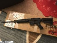 For Sale: New Bushmaster ORC AR15 5.56 rifle