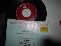 Gladys Knight & The Pips 45 rpm record