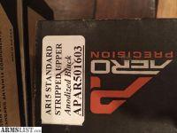 For Sale: Aero Precision ar15 stripped upper