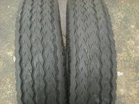 Sell TWO 7x14.5, 7-14.5 Low Boy,RV,Camper,Utility 12 ply Tubeless Trailer Tires motorcycle in Dyersburg, Tennessee, United States