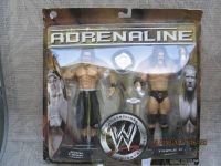 "(NEW) WWE Adrenaline Series 20 - 7"" John Cena & Triple H"