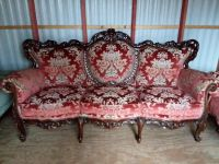 Ornate sofa couch