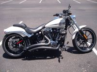 2014 Harley-Davidson Breakout Cruiser Motorcycles Sierra Vista, AZ