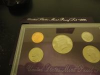 1991 s mint set cameo proof interested text 931 218 8243