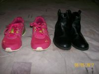 Girls Ankle Boots and Pumas
