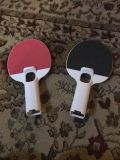 Wii Ping Pong Paddles