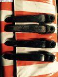 Vanagon inside cargo door handles brown-black