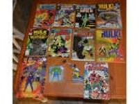 Comic Book Deal Featuring the Incredible Hulk / She-Hulk +