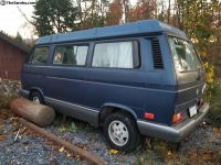 1990 vw vanagon westfalia multivan camper pop top