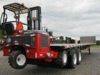 $21,900, 2008 Wabash National Steel/Aluminum Combo Flatbed