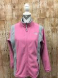 The North Face fleece jacket with zipper