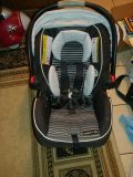 Graco seat with base