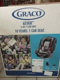 Graco 4Ever 4-in-1 Convertible Car Seat Brand New sealed in box!