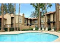 Two BR - At Mountain Casitas Apartments For Rent in Phoenix, Arizona.