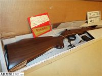 For Sale: SCARCE REMINGTON MODEL 591 5mm MAGNUM RIFLE NOS NR NEW IN ORIGINAL BOX & PAPER-LIKE 592-MONTE CARLO