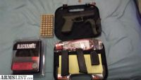 For Sale: Fde Glock 21 with extras