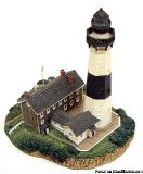 Lighthouse Collectable - Montauk Point - Danbury Mint