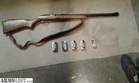 For Sale: 22 cal rifle