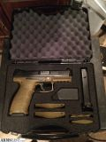 For Sale/Trade: HK VP9 w/night sights