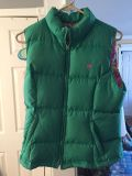 Lilly Pulitzer vest -small
