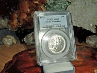 Exceptional 1925-P Stone Mountain Silver Commemorative Half Dollar MS 64 PCGS Lu