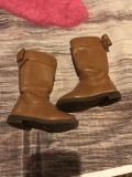Children s place tan toddler 6 boots