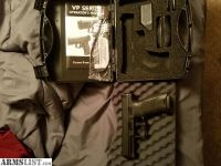 For Sale/Trade: Hk vp9 9mm like new