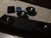 Car Audio subs and s