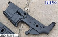 For Sale: Spike's Tactical AR15 Lower Receiver