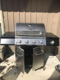Grill Master gas grill