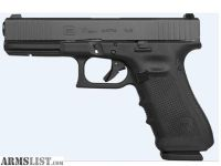 For Sale: GLOCK- NEW GEN 4 G17 W/ SERRATIONS