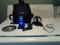 Sansa mp3 player, 2Gb, with accessories