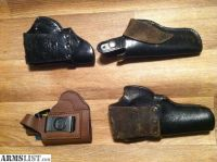 For Sale: Leather Holsters $60