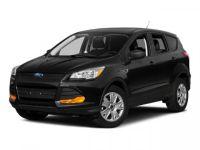 2015 Ford Escape SE (Orange)