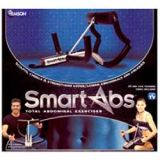 SMART ABS workout machine & EXERCISE WHEEL sit ups / crunches