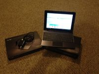 Asus Transformer Prime Tablet with Dock