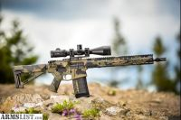 For Sale: Aero Precision AR10, Custom Cerakote