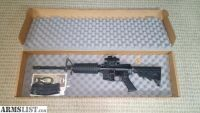 "For Sale: PSA 16"" M4 style rifle"