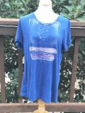 NWT Women s American Eagle Love The One You re With Graphic Tee Shirt - Sz XXL