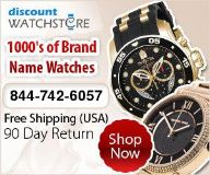 Discount Watches  Unbeatable prices