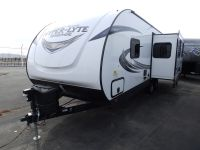 "2018 Forest River SALEM HEMISPHERE 26RLHL, 1 SLIDE, REAR LOUNGE RECLINERS, WALK AROUND QUEEN BED, POWER AWNING, POWER STABILIZER JACKS, 32"" LED TV"