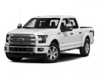Used 2015 Ford F-150 Platinum, 12,519 miles