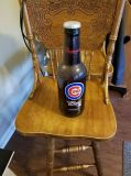 Chicago Cubs Collectible Bud bottle