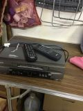 VHS tape player, Sanyo