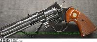 "For Sale: USED Colt Python in .357 Magnum, Mf. 1977 w/ 6"" Barrel"