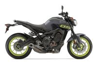 2016 Yamaha FZ-09 Sport Motorcycles Gainesville, GA