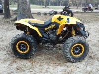2013 Can Am renegade 1000 lookin to trade for a truck