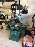 $1,350, Grizzly Metal Lathe
