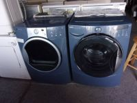 Kenmore Elite Matching Washer and Dryer