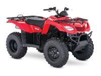 2017 Suzuki KingQuad 400ASi Utility ATVs Trevose, PA